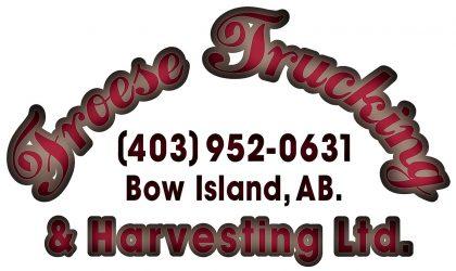 FROESE TRUCKING & HARVESTING LTD.